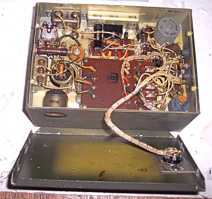 Us Navy Tby Transmitter